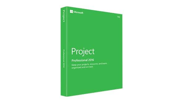 Project-Professional-2016-ダウンロード版