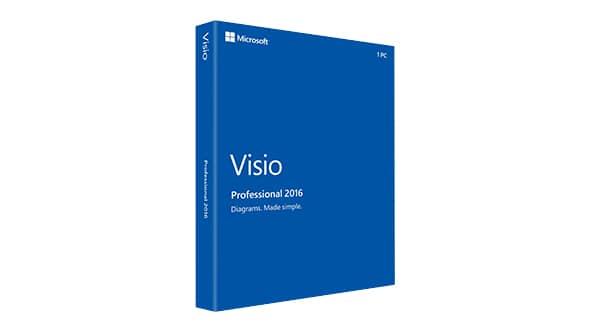 Visio-Professional-2016-ダウンロード版